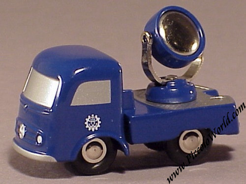 Toys, Hobbies Mercedes Searchlight Truck Thw Searchlight Truck 1:90 Schuco Piccolo Traveling