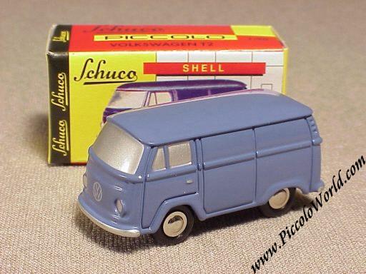 Schuco piccolo Sammelordner Update II III mit CD VW T1-01666