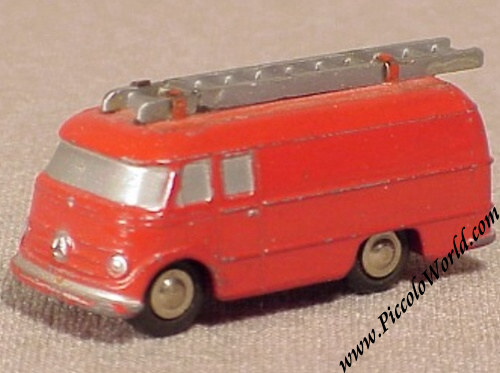Toys, Hobbies Mercedes Searchlight Truck Thw Searchlight Truck 1:90 Schuco Piccolo Traveling Automotive