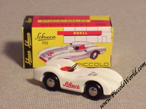 "Schuco piccolo Mercedes 2,5l Stromlinie /""Langenburg Classic/"" 77435"